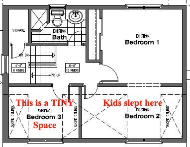 2nd floor original