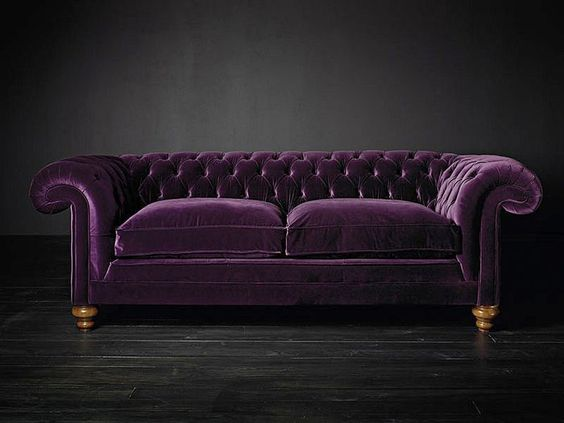 Sofa available through Monaco Interiors