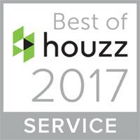 Best of Houzz 2017 - Service
