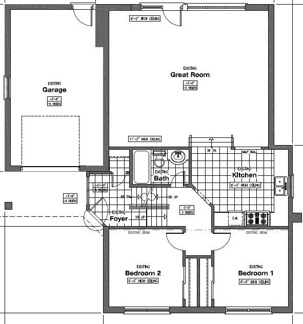 1st floor original