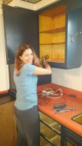 kitchen cabinets home renovation no place like home designer