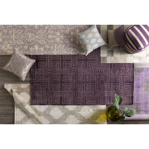 Rugs and Accessories Surya, available through Monaco Interiors