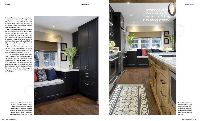 toronto home - movato home-monaco interiors-designer's renovation-kitchen renovation