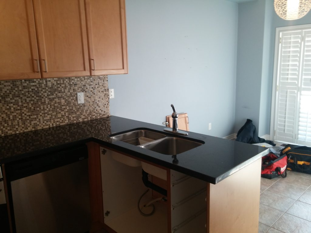 before, kitchen, renovation, toronto