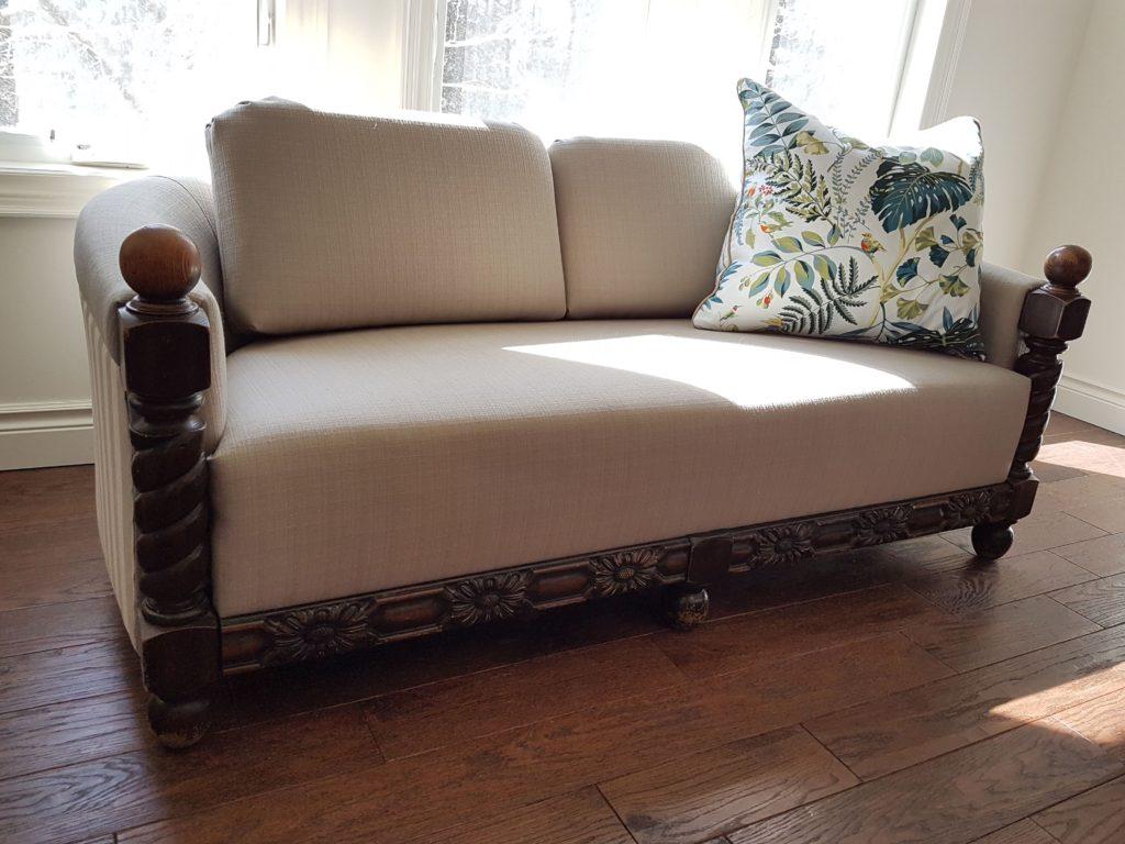 My Grandparent's sofa