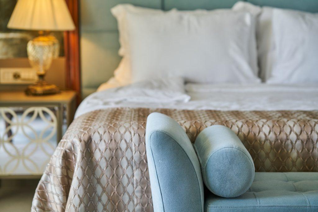 bedroom, hotel, hotel room, vacation, travel, interior design, blog